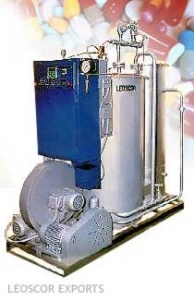 Automatic Boiler With Four Pass Technology