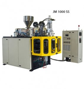Small Machine Series 100 ml - 5000 ml Continuous Parison Type